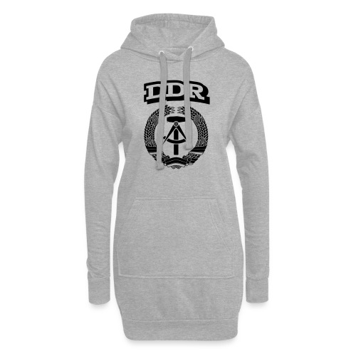 DDR T-paita - Hupparimekko