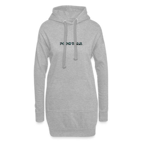 Limited Edition T-E-A-M-YGLC T-shirt - Hoodie Dress