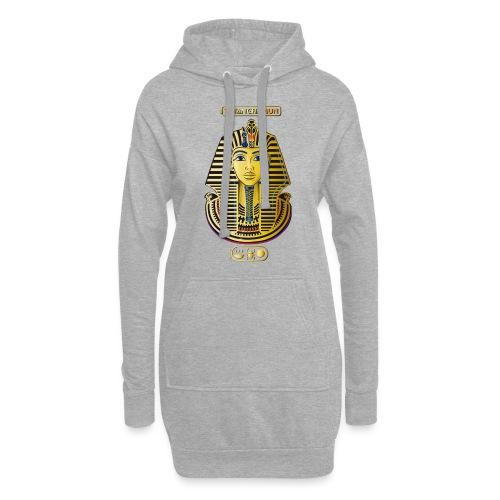 Tutanchamun I Goldmaske I Ägypten - Hoodie-Kleid