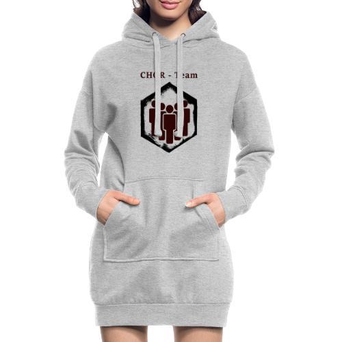 ChorTeam - Hoodie-Kleid