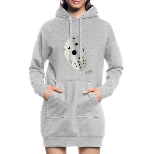 maskp35 - Hoodie-Kleid