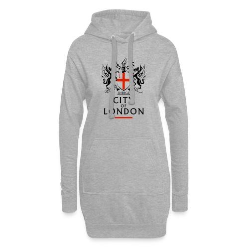 City of London - Hoodie Dress