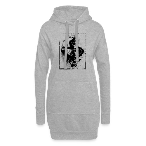 abstract4a - Hoodie Dress