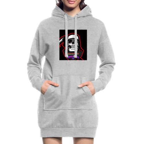 DerMagier432YT Shop - Hoodie-Kleid
