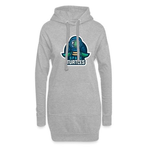 SpaceTurtles - Hoodie Dress