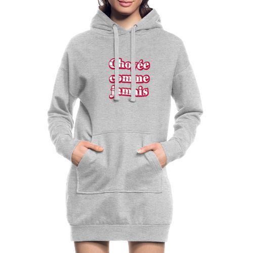 Choyée comme jamais - Sweat-shirt à capuche long Femme