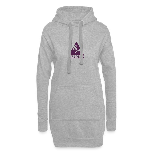 logo lizardFS - Hoodie Dress