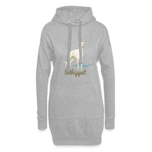 Whippet - Hoodie-Kleid