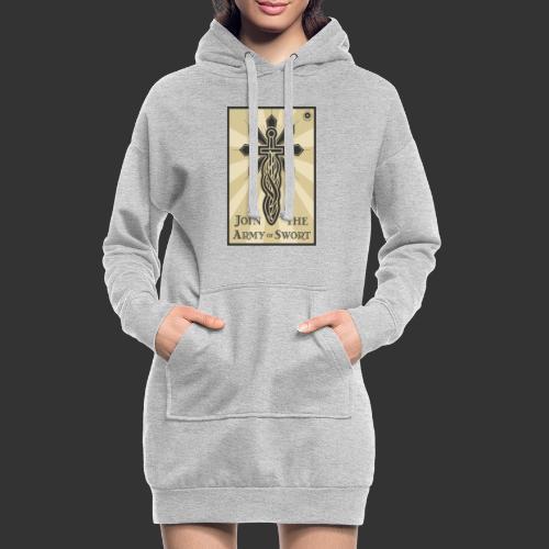 Join the army jpg - Hoodie Dress