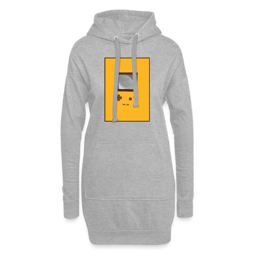 Game Boy Nostalgi - Laurids B Design - Hoodie-kjole