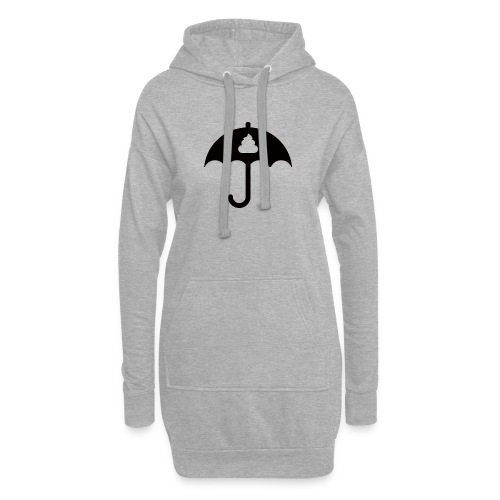 Shit icon Black png - Hoodie Dress