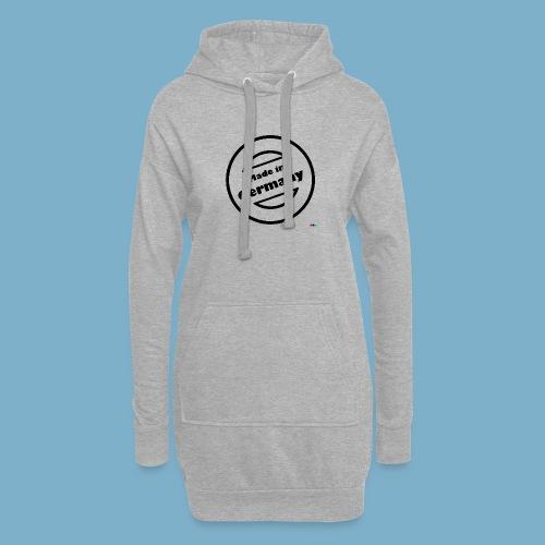 Made in Germany 2 - Hoodie-Kleid