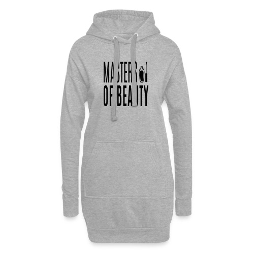 master of beauty string - Hoodiejurk