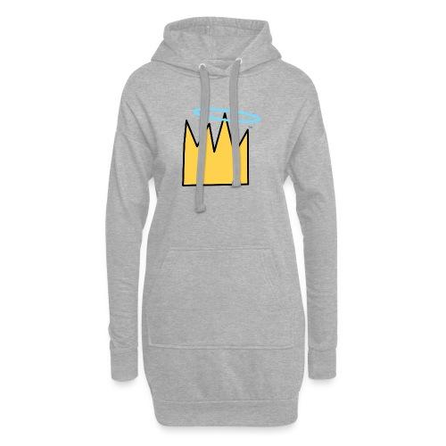 Crown Halo baby's - Hoodiejurk