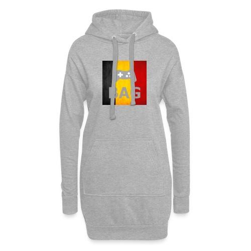 BelgiumAlpha Games - Hoodie Dress