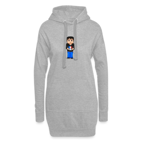 MaximeGaming - Sweat-shirt à capuche long Femme