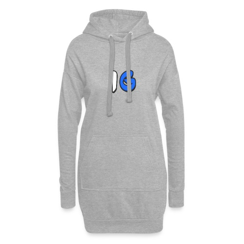 Offical Second Coloured Design No Background - Hoodie Dress