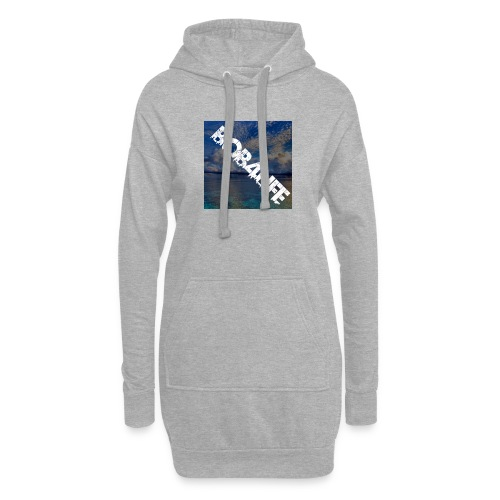the design is chill. - Hoodie Dress