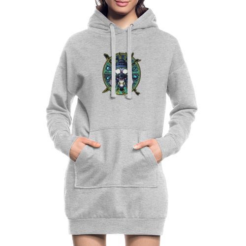 RailleDingue (400ppp - 40 - Sweat-shirt à capuche long Femme