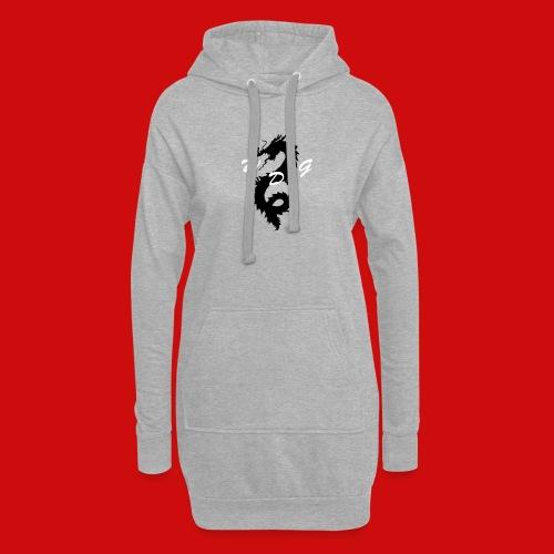 WoodDragonGaming Logo - Hoodie Dress