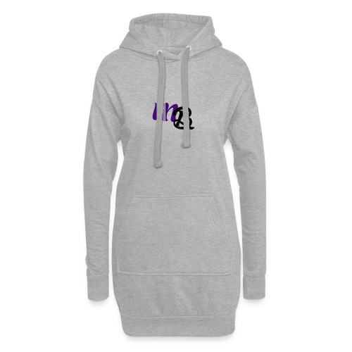 Youtube Merchandise Miranda Bos_YT - Hoodie Dress