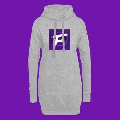 Flux Clan Logo - Hoodie Dress