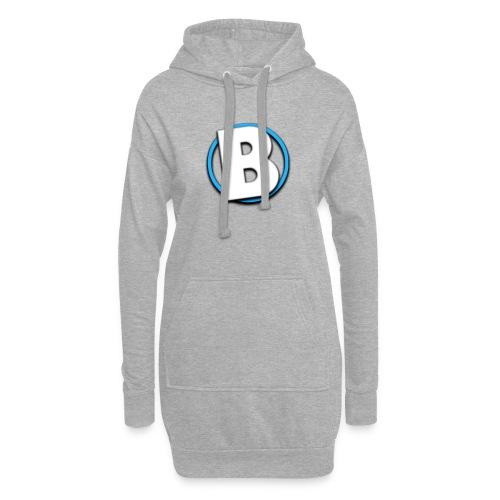 Bumble Logo - Hoodie Dress