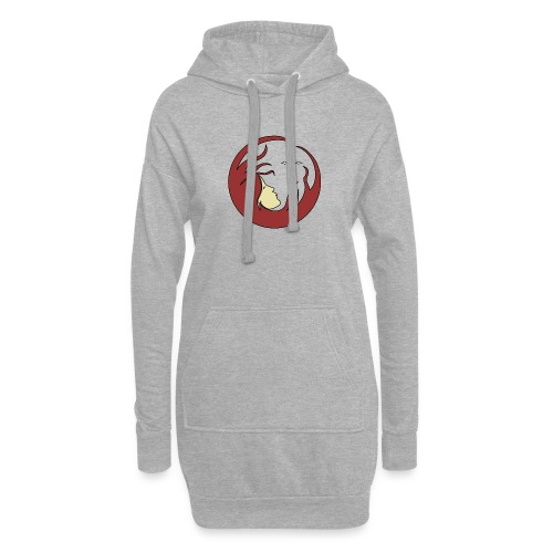 Asteria Concord Official Alliance Logo - Hoodie Dress
