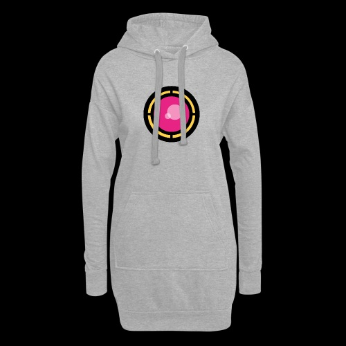 Eye of Phantom - Hoodie Dress