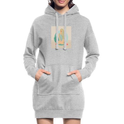 Dreamgirl Esther - Sweat-shirt à capuche long Femme