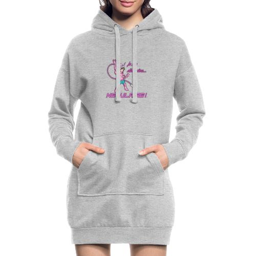 Shun - Déchaîne Nébulaire - Sweat-shirt à capuche long Femme