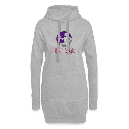 Fit & Style shirt - Hoodiejurk