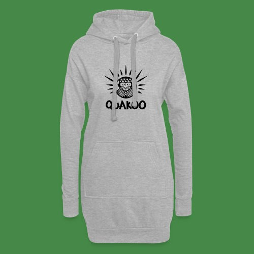 Quakoo Logo - Hoodie-Kleid