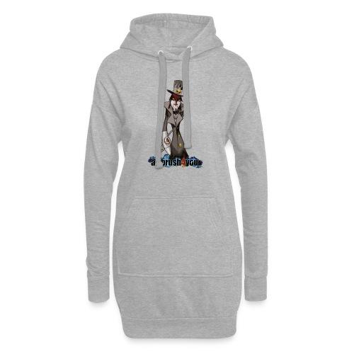 AirbrushDealer - Hoodie-Kleid