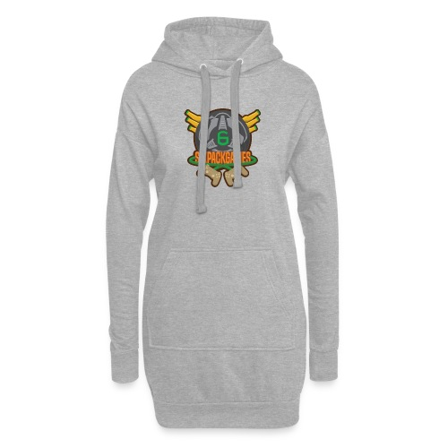 Sixpack Games Logo - Hoodie Dress