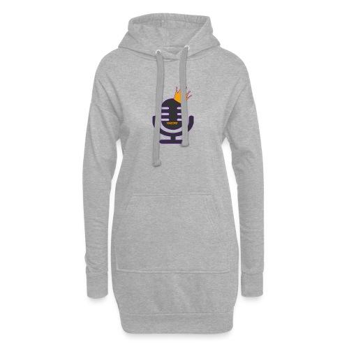 kingcast_logo - Hoodie Dress