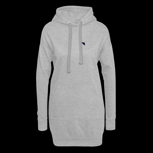 logo azr - Sweat-shirt à capuche long Femme