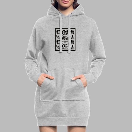 Montée MMGA - Sweat-shirt à capuche long Femme