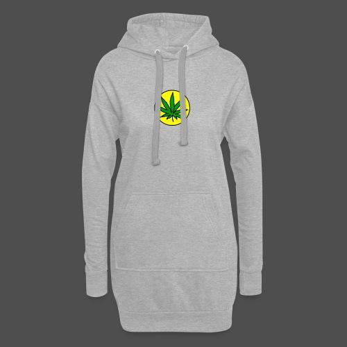 Dayweed_inc_logo - Hoodie-kjole