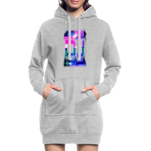 DJ by Florian VIRIOT - Sweat-shirt à capuche long Femme