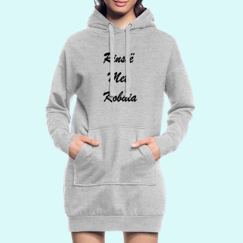 prisonnier sur Kobaia - Sweat-shirt à capuche long Femme