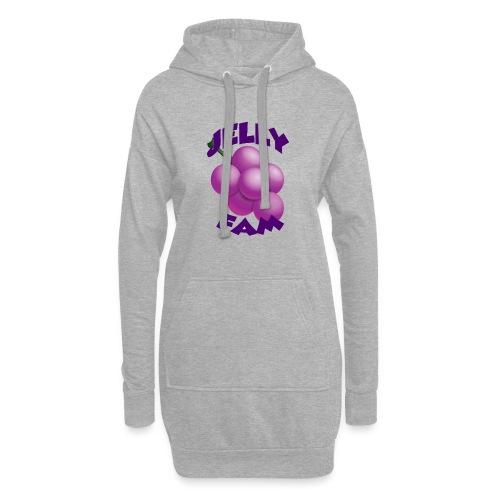 JellySquad - Hoodie-kjole