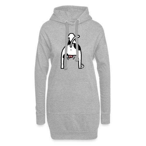 Hunde Klöden - Hoodie-Kleid