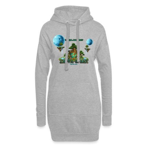 Shiva Spirit Logo - Hoodie-kjole
