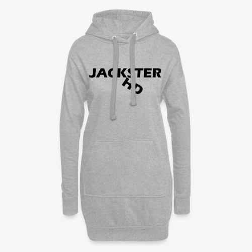 jacksterHD shirt design - Hoodie Dress