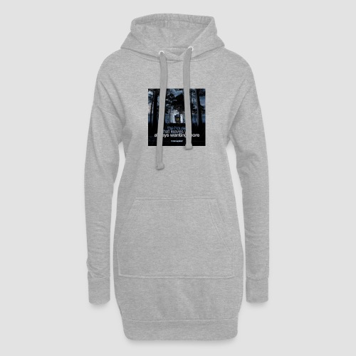 The House - Hoodie Dress