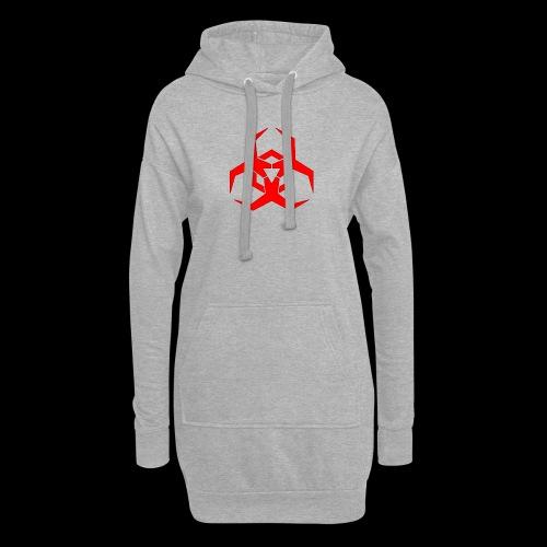 Radioaktive - Hoodie-kjole