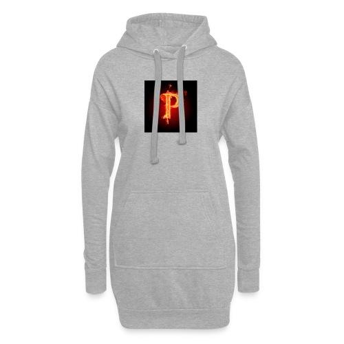 Power player nuovo logo - Vestitino con cappuccio