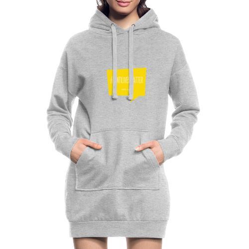 Sinti Lives Matter - Hoodie-Kleid
