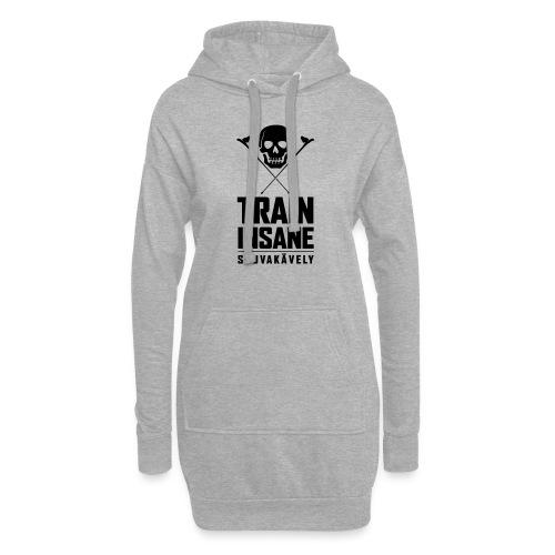 Sauvakävely - Skull t-shirt - Hupparimekko